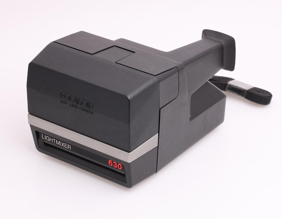 polaroid camera lightmixer 630 f r den polaroid typ 600 sofortbildfilm 23 ebay. Black Bedroom Furniture Sets. Home Design Ideas