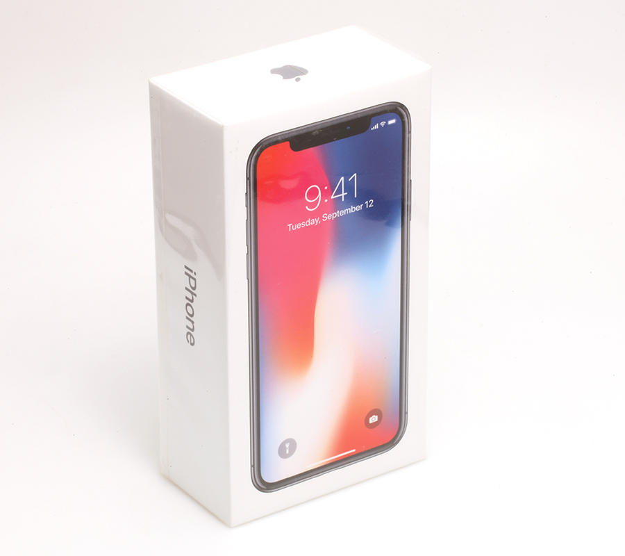 apple iphone x 64gb space grau ohne simlock. Black Bedroom Furniture Sets. Home Design Ideas